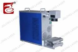 Portable Fiber Laser Marking Machine With Two-dimensional Table