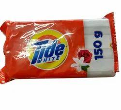 Rose, Jasmine Tide White Detergent Cake, Shape: Rectangle