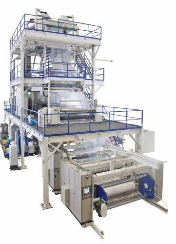 Mulch Film Making Machine OM-2045-55-1200