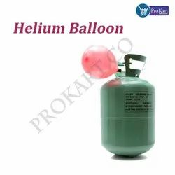 Multicolor Hellium Gas Ballon Service Only In Mumbai
