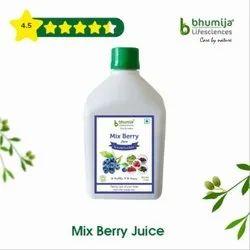 Mix Berry Herbal Juice