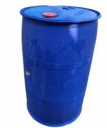 Saniya Traders Blue 200 Litre Narrow Mouth Used HDPE Drum