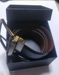 Unisex Casual Wear Leather Belts