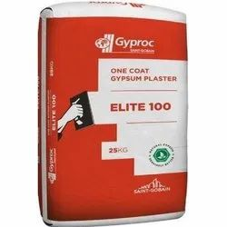 Gyproc Elite 100 One Coat Gypsum Plaster