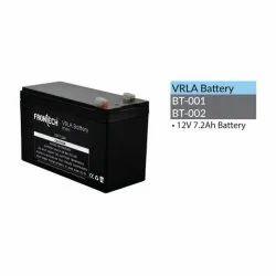 Capacity: 7.2 Ah Frontech VRLA BT-001 Battery, BT-0001