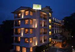 Breakfast Lemon Tree Hotel, Candolim, Goa