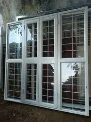 Rectangular Galvanized Iron Sliding Door, For Residential