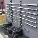 Commercial Gym Rod Stand, Weight: 65 Kg