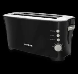 Havells Slice Pop Up Toaster, Power Consumption: 1350 W