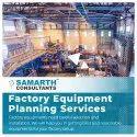 Factory Equipment Planning Service