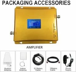 2G 4G LTE Dual Band Cellphone Network Amplifier Repeater Fully Kit
