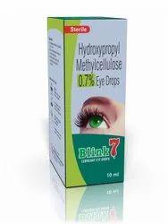 Hydroxypropyl Methylcellulose 0.7% Eye Drops