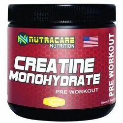 Creatine Supplement, Prescription, Treatment: Pre Workout