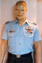 Indian Air Force Uniform Fabrics