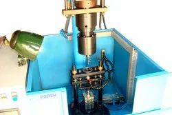 Multi Spindle Drilling Machine With Fixture Indexing