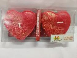 Scented Heart 2 Pcs