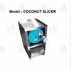 Coconut Fine Slicer / Industrial Coconut Slicer