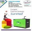 125 KVA Kirlsokar Silent Diesel Generator Set