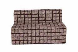 Block Print Foam Sofa Cum Bed