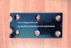 Bar Cutting Machine Iron Fiber / MS Plate