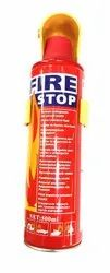 Mechanical Foam (Afff) Based Fire Stop Portable Fire Extinguisher, Capacity: 500ml