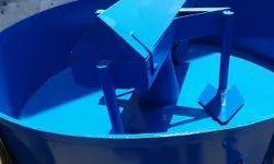 Concrete Pan Mixer Roller Machine