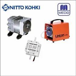 Compressors And Vacuum Pumps