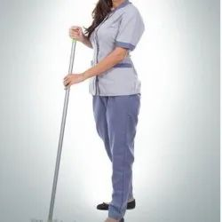Housekeeping Staff Service, Non Skilled, Day, Night