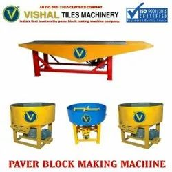 Cement Paving Block Making Machine