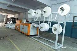 Sanitary Napkin Manufacturing Machine