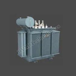 2.5MVA 3-Phase Oil Cooled Distribution Transformer