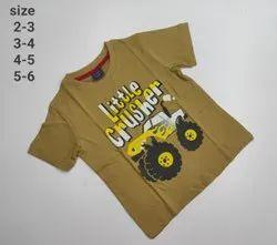 Nylon Kids T Shirt