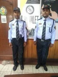 Male Private Security Officer