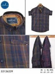 Lycra Check Shirt