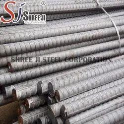 Mild Steel Kamdhenu TMT Bars, For Construction, Grade: Fe 500D