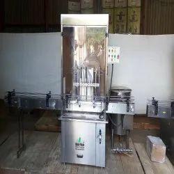 Flavored Milk Filling Machine