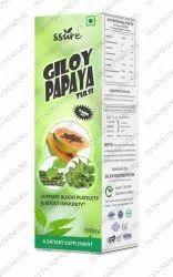 Giloy Papaya Tulsi Juice
