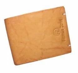 Brown Men Leather Wallet, Card Slots: 5