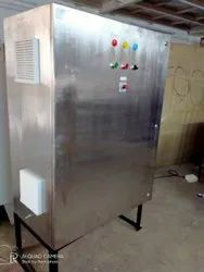 Control Panel For Food Processing