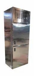 Direct Cool 2 Door Vertical Refrigerator