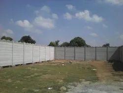 Rcc Prefabricated Concrete Compound Wall