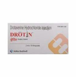 DROTAVERINE HYDROCHILORIDE 2ML