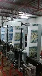 Three Color Flexo Printing Machine