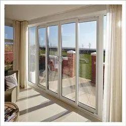 AJ Interio UPVC Sliding Door, For Home, Exterior,Interior