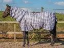 Printed Turnout Winter Combo Rug