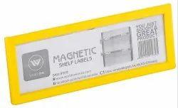 Magnetic Shelf Label Holders(IF912)