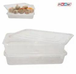 Plastic Sweets Box