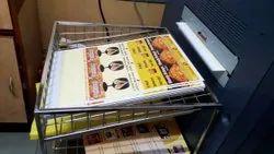 Multicolor Digital Paper Printing Service, Size: 12x18, 13x19