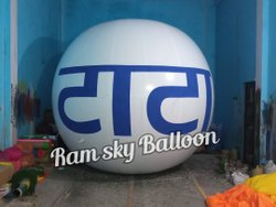 Advertising Air Balloon for tata