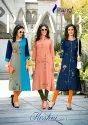 Formal Wear Straight Keshvi Vol- 1, Wash Care: Dry Clean
